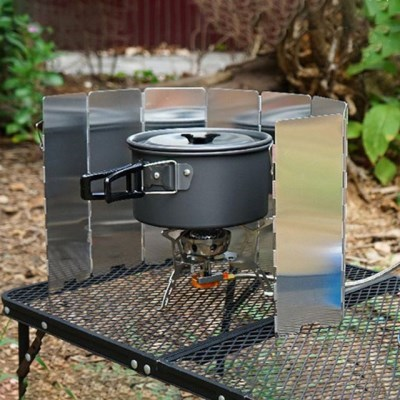 메이스 캠핑 버너 바람막이 화로대 바베큐그릴 감성 캠핑 용품
