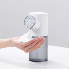 [무아스] 대용량 소프트버블 자동 손세정기