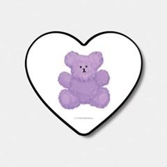 [하트톡♥] purple happytime with bear