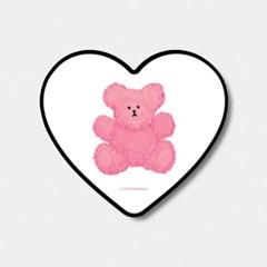 [하트톡♥] pink happytime with bear