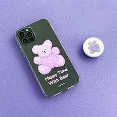 [스마트톡] purple happytime with bear