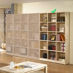 [에띠안]베이직 삼나무 24T 5단 1200 책장