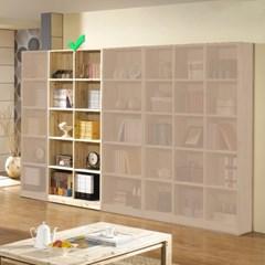 [에띠안]베이직 삼나무 24T 5단 800 책장