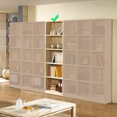[에띠안]베이직 삼나무 24T 5단 500 책장