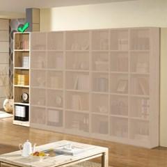 [에띠안]베이직 삼나무 24T 5단 350 책장