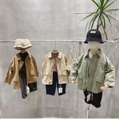 포킷아우터자켓