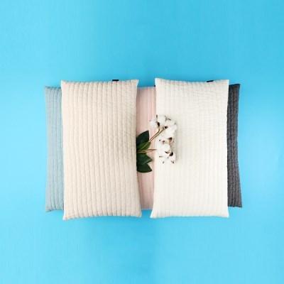 조아뜨 아기 100수 순면 누빔 솜베개 사계절
