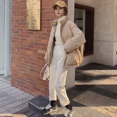 여성 숏 점퍼 패딩 바람막이 자켓 아우터 클래식