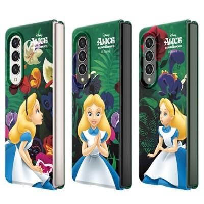 디즈니 앨리스 클래식 하드 케이스 갤럭시Z폴드3 (F926)