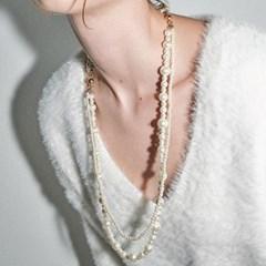 cupid pearl necklace