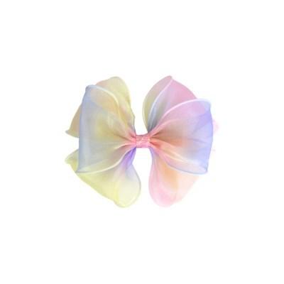 [마미버드] 오로라 리본핀 (핑크)