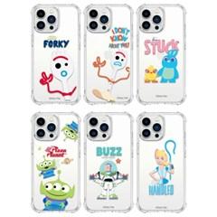(방탄케이스) 디즈니 토이스토리4 아이폰13 Mini Pro Max