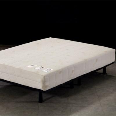 까르엠가구 20T 독립 스프링 라텍스 침대 매트리스 OG Beige K
