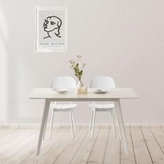 라르고 세라믹4인 식탁테이블 LG11R
