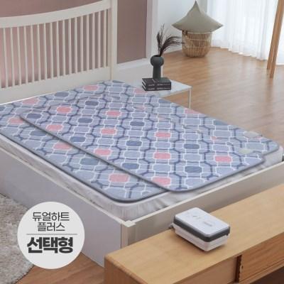 일월 듀얼하트플러스 온수매트 싱글 100x200