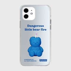 LITTLE FIRE COVY-BLUE(미러케이스)
