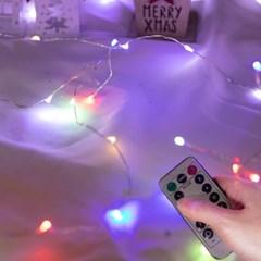 LED 5~50P드럼전구 3in1 크리스마스 장식 조명 TRLEDB