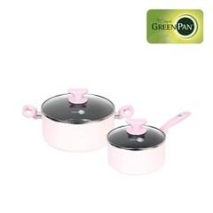 (유미의세포들 유미냄비)그린팬 토리노 핑크 2종/편수+양수