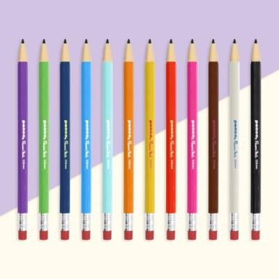 [펜코] 연필모양 샤프 0.5mm