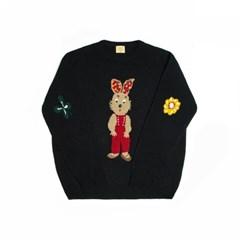 NAT cashmere pullover jean the rabbit
