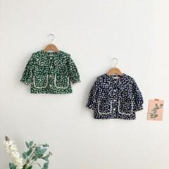 꽃잎포켓자켓