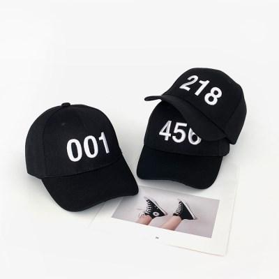 오징어게임 볼캡 001 456