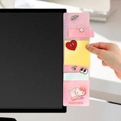 산리오캐릭터즈 모니터 메모보드