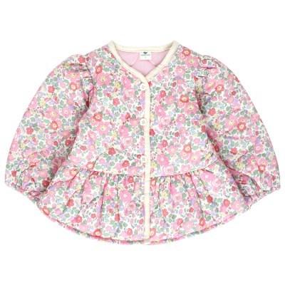 [마미버드] 러블리 꽃 점퍼 (핑크)