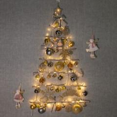 LED메이플그레이벽걸이트리 120cmP 크리스마스 TRHMES
