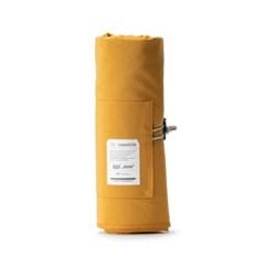 로우로우 RAWTRIP 캠핑 패커블 블랭킷 103 Mustard