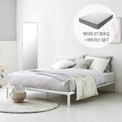 [두닷] 메이트 07 침대_퀸(매트포함)