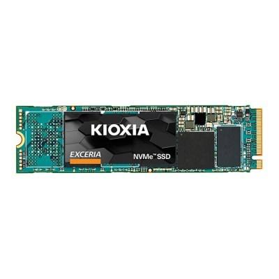 [키오시아 공식총판] EXCERIA NVME SSD 500GB DRAM/SLC캐싱/5년보증