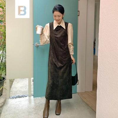 [MADE]매트 랩뷔스티에롱원피스 (2color)