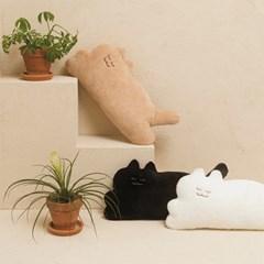 잠자는 고양이 쿠션 (냥쿠션)