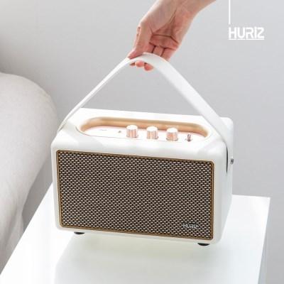 휴라이즈 HR-T3 CLASSIC 휴대용 빈티지 블루투스스피커