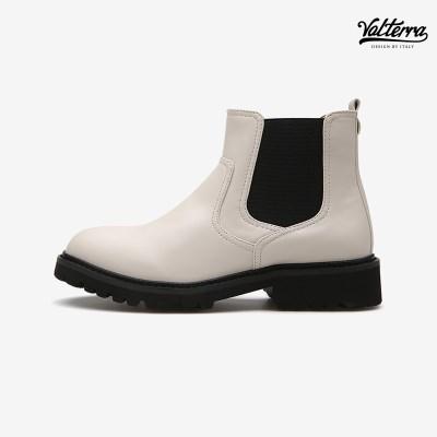 [볼테라] VOLTERRA CHELSEA BOOTS (V2101_WHITE)