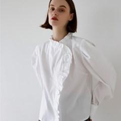 [ Acrobat October Capsule Collection ] Beroni blouse white
