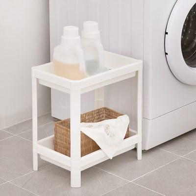 드마망 다용도 욕실 주방 수납선반(2단)