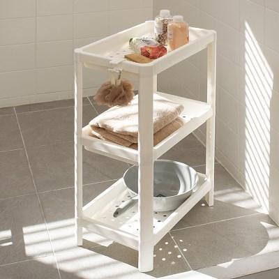 드마망 다용도 욕실 주방 수납선반(3단)