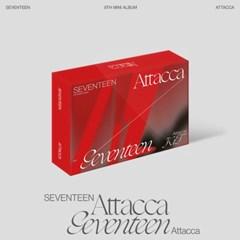 세븐틴(SEVENTEEN) - 미니 9집 앨범 [Attacca](KiT Album)