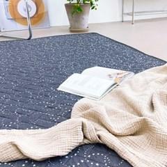 초음파 온도조절 온열 전기매트 스타 더블 140x183