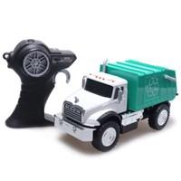 WORK MACHINES RC 시리즈 맥 재활용 트럭 무선조종 알씨
