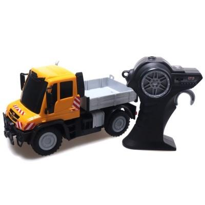 WORK MACHINES RC 시리즈 메르세데스 벤츠 트럭 무선 알씨