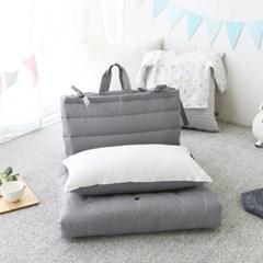 따뜻하고 포근한 어린이집 아기 유아 낮잠이불 침구 세트