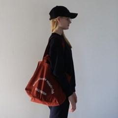 Papier Canvas Ecobag Brick 파피에르 캔버스에코백 브릭