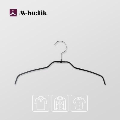 엠부띠끄 여성용 슬림 셔츠 블라우스 논슬립 옷걸이 M_38FT