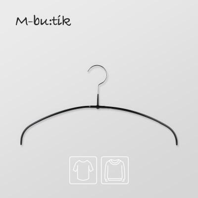 엠부띠끄 라운드넥 티셔츠용 상의 논슬립 옷걸이 M_40PT