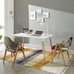 어라운드 사각 테이블 1200