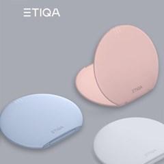 에티카 공식 마스크 케이스 화이트 핑크 블루