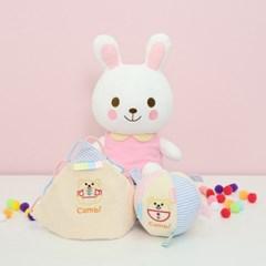 콤비 아기 애착형성 장난감 3종 선물 세트/백일선물/출산선물